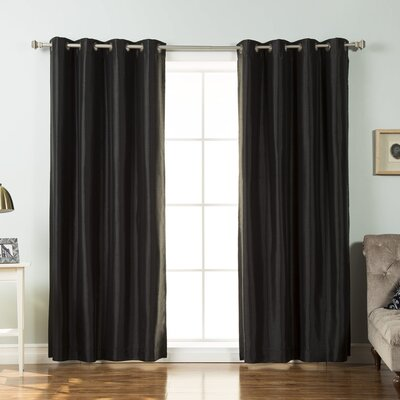 Ferguson Striped Blackout Curtain Panel