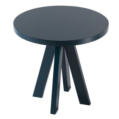 A.Ngelo Coffee Table Color: Ocean Blue