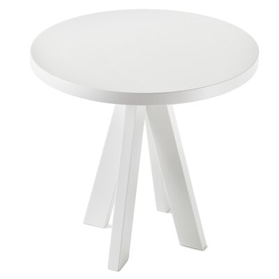 A.Ngelo Coffee Table Color: Signal White