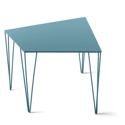 Chele Coffee Table Color: Turquoise Blue