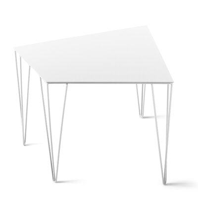 Chele Coffee Table Finish: Signal White