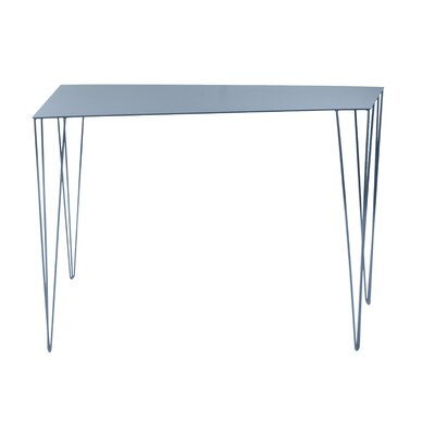 Chele Console Table Finish: Pigeon Blue
