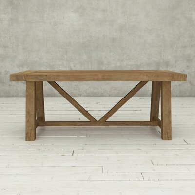 Ancona Dining Table Finish: Natural