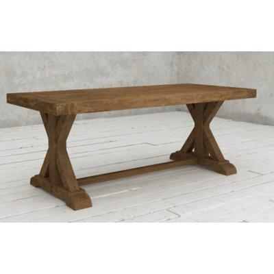 Sardegna Dining Table Finish: Dark Wood