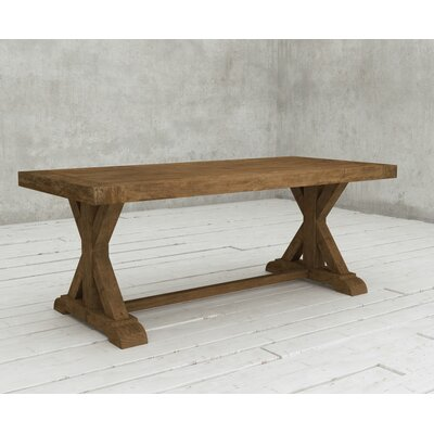 Sardegna Dining Table Finish: Dark Wood