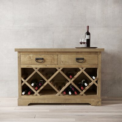 Knightsbridge Bar with Wine Storage