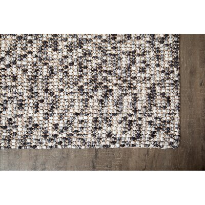 Curtis Hand-Woven Jute Area Rug Rug Size: Rectangle 5 x 7
