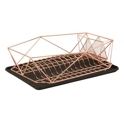 Dish Rack Finish: Copper