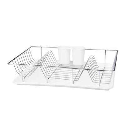 Dish Rack Finish: White