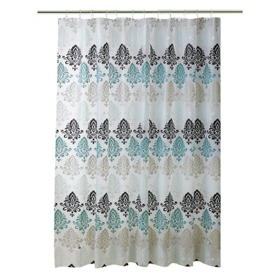 Chandelier Design PEVA Shower Curtain