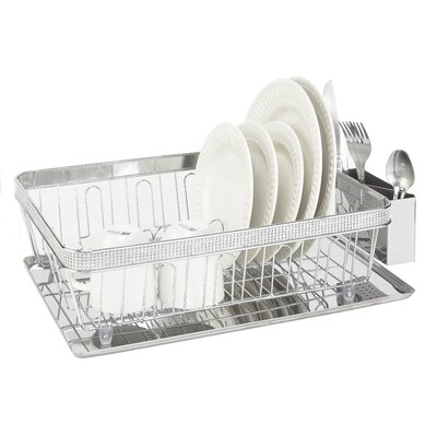 Kitchen Details Drying Dish Rack