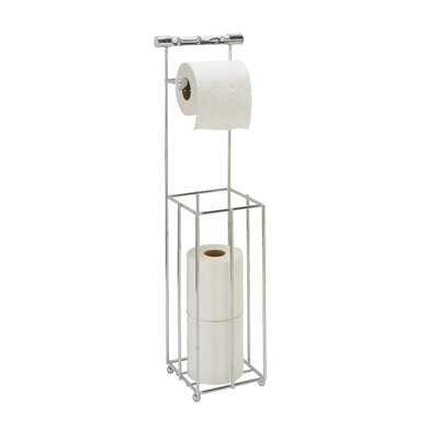 Toilet Paper Reserve and Dispenser Finish: Marble