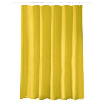 Kourtney PVC Shower Liner Color: Gold