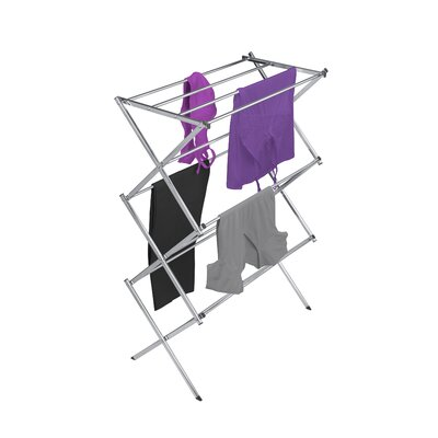 Woolite Freestanding Drying Rack W-84128-GREY
