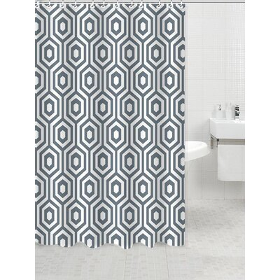 Romanowski Weave Shower Curtain