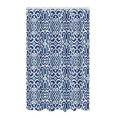 Arana Jacquard Shower Curtain