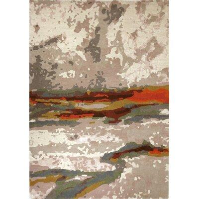 Susanna Hand-Tufted Area Rug Rug Size: 75 x 96