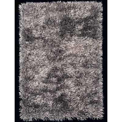 "Foreign Accents Elementz Fettuccine Silver Rug - Rug Size: 7'5"" x 9'6"" at Sears.com"