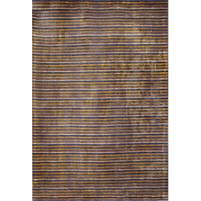 Branice Forest Brown Rug Rug Size: 5 x 73