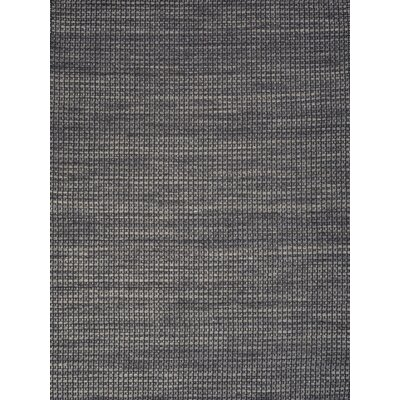 Urban Hand-Woven Gray Area Rug Rug Size: 75 x 96