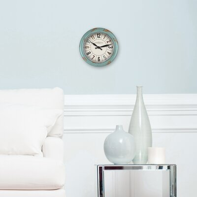 9.25 Chroma Wall Clock