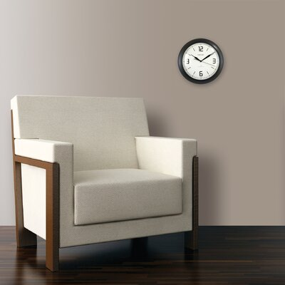 11 Linen Whisper Wall Clock