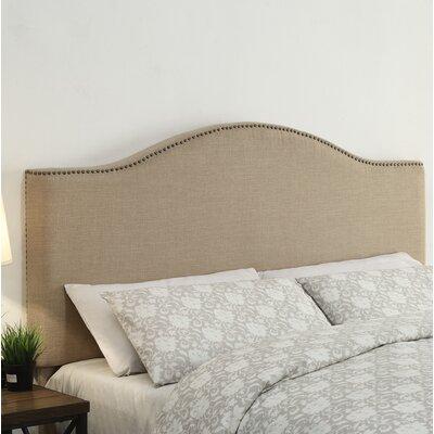Clapham Upholstered Panel Headboard Size: Full/Queen