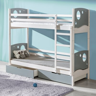 McKenney Panel Bunk Bed