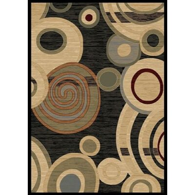 City Ritz Area Rug Rug Size: 5 x 8
