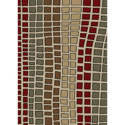 City Central Park Area Rug Rug Size: 5 x 8