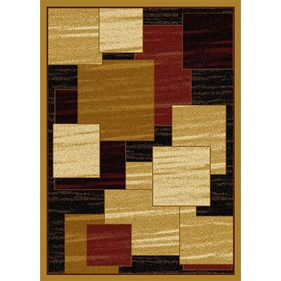 City Panes Area Rug Rug Size: 5 x 8
