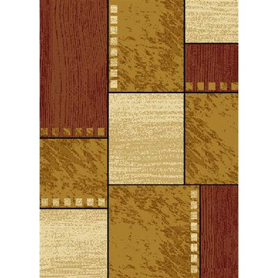 City Rawhide Beige Area Rug Rug Size: 8 x 10