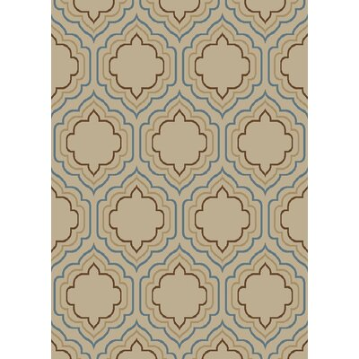 City Trendsetter Ivory Area Rug Rug Size: 8 x 10