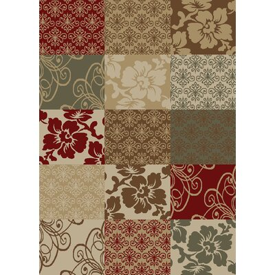 City Transitions Area Rug Rug Size: 5 x 8