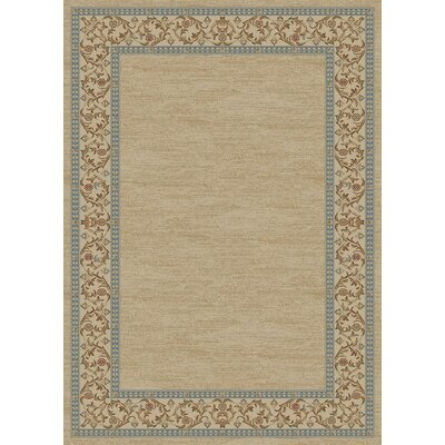 Hometown Bella Antique Area Rug Rug Size: 5 x 8