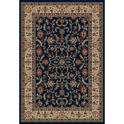 Hometown Classic Keshan Area Rug Rug Size: Rectangle 5 x 8