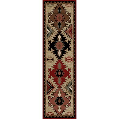 American Destinations Multi Area Rug Rug Size: Runner 2 x 8