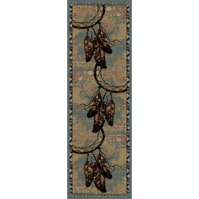 American Destinations Area Rug Rug Size: Runner 2 x 8