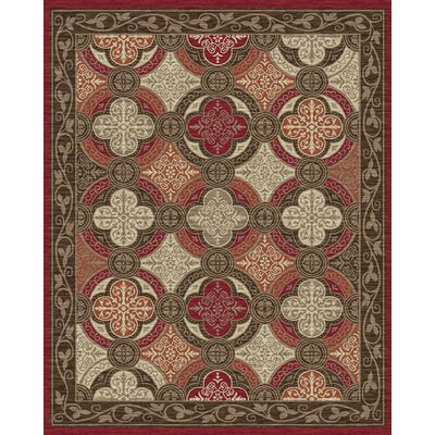 Brookwood Brown Area Rug