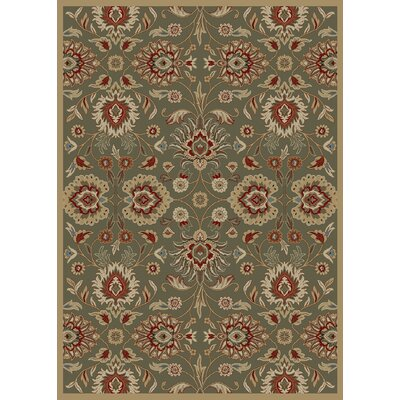Timeless Sage Viola Area Rug Rug Size: Rectangle 8 x 10