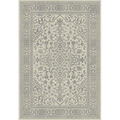 Stratford Cleo Ivory Area Rug Rug Size: 710 x 910