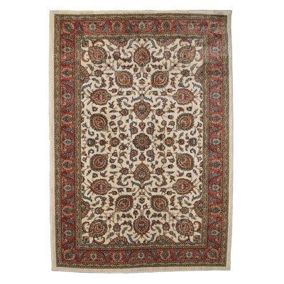 Finely Sand Area Rug Rug Size: 5'3