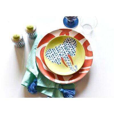 """11"""" Loop De Loo Dinner Plate"""
