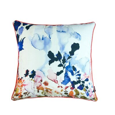 Exotic Profusion Decorative Cotton Throw Pillow