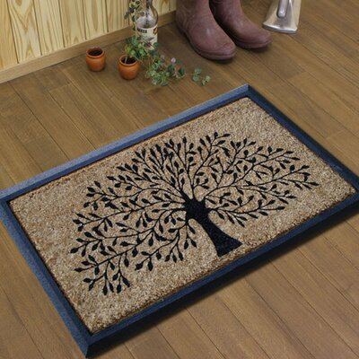 Norwich Tree Doormat Rug Size: 26 x 311