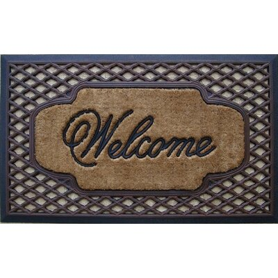 Brush Doormat