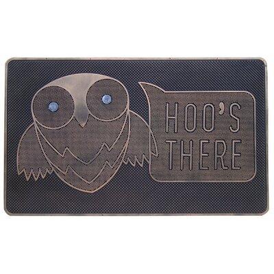 Hoos There Doormat
