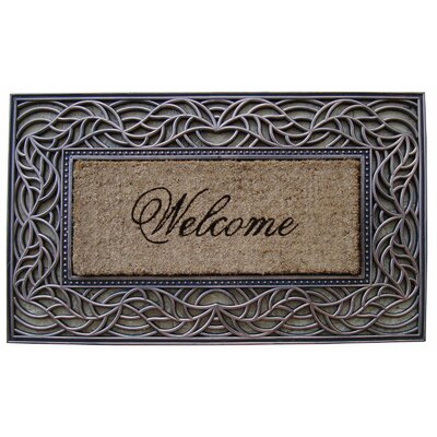 Welcome Decorative Doormat