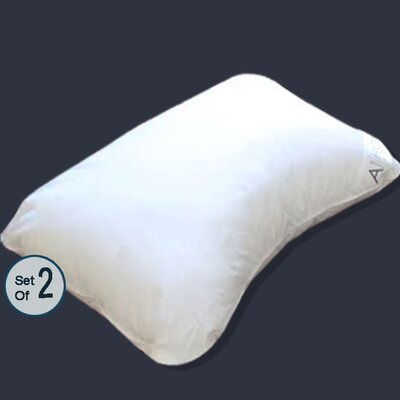 Microfiber Down Alternative Contour Pillow