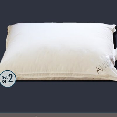 Gusset Polyfill Queen Pillow